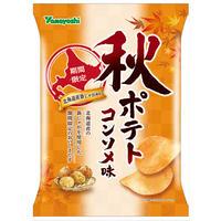 秋ポテト コンソメ味 90g(1ケース:12袋入)
