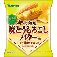北海道焼とうもろこしバター味 50g(1ケース:12袋入)