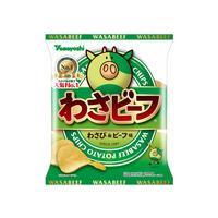 【ケース販売】ポテトチップス わさビーフ(1ケース:55g×12袋入)