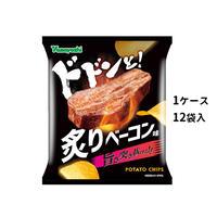 【ケース販売】ポテトチップス ドドンと!炙りベーコン味(1ケース:55g×12袋入)