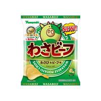 【袋販売】ポテトチップス わさビーフ 55g