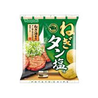 【袋販売】ポテトチップス ねぎタン塩味 54g