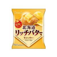 【袋販売】ポテトチップス 北海道リッチバター味 55g