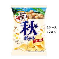 【ケース販売】ポテトチップス 秋ポテト うすしお味(1ケース:90g×12袋入)