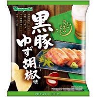 黒豚ゆず胡椒味 60g(1ケース:12袋入)