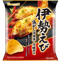 伊勢えび 焦がしマヨネーズ焼き味 60g (1ケース:12袋入)
