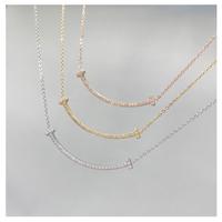 line necklace【R0159】