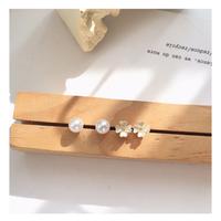 pearl&flower white pierce セット【R0013】