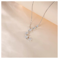Star necklace 【R0097】