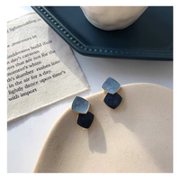 blue pierce&earring 【R0011】