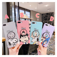 Snoopy Family♡スマホケース【A0004】
