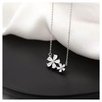 Flower necklace 【R0058】