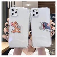 くいしんぼうCat&Mouse♡スマホケース【A0024】