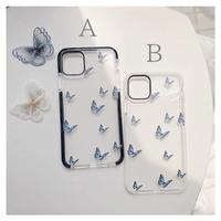 cute butterfly♡スマホケース【C0114】