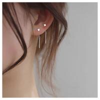 simple line pierce 【R0143】