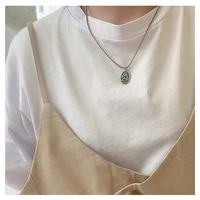 angel necklace【R0041】