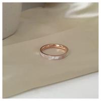 Shell ring【 R0047】
