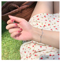flower bangle【R0032】