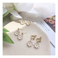 flower pierce&earring【R0009】