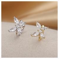 Butterfly ear cuff 【R0201】