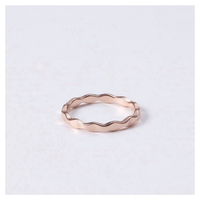 Wave ring 【R0195】