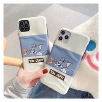 キュートTom&Jerry♡スマホケース【A0108】
