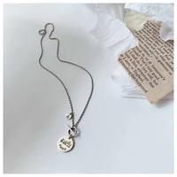 Medal necklace【R0057】