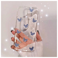 Puchi butterfly case 【C0049】