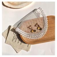 yellow pierce&earring【R0020】