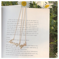 Honey&Baby necklace【R0031】