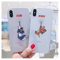 バルーンcat&mouse♡スマホケース【A0014】