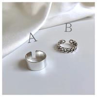 silver ring【R0180】