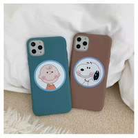 Charlie&Snoopy♡スマホケース【A0018】