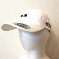 MOB cap white