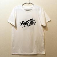 MOBSTAR ロゴTシャツ white