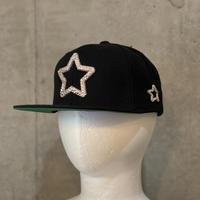 【受注】MOBSTAR SWAROVSKI CAP