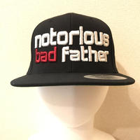 bad father snapback black