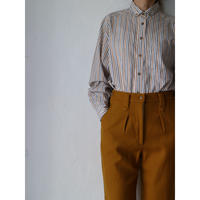 80's Striped shirt
