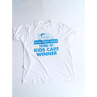 "90's T-shirt ""KIDS CARE"""