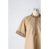 Stripe tunic [411C1]