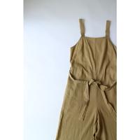 CottonLinen Overalls [996C]