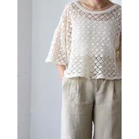 Clochette wide short tops
