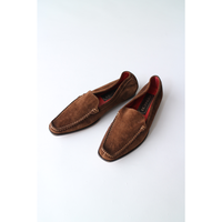 COACH SuedeShoes (23~23.5cm) [899C1]