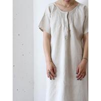 Euro Antique Linen Dress