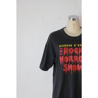 "90's T-shirt ""ROCKY HORROR SHOW"" [131C]"
