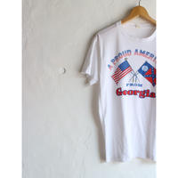"80's T-shirt ""Georgia"" [No.90059]"