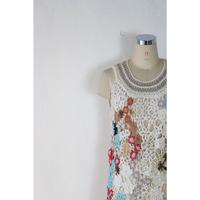 90's Crochet Tunic [648C]