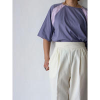 80's Two-tone Tops [No.40157]