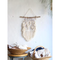 [vw21ss-1]  wallhanging vintage parts(weaving)
