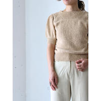 80's Puff sleeve knit